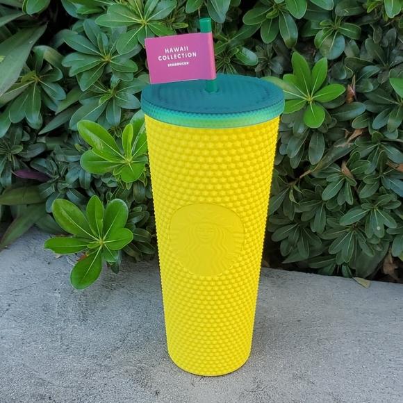Starbucks Hawaii Studded Pineapple Limited Tumbler